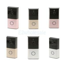 Wireless Wifi Doorbell Camera Door Chime 720P Video Real Time for Home Security