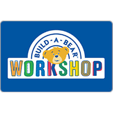 Build A Bear Gift Card $100 Value, Only $72.89! Free Shipping!