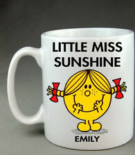Personalised Little Miss Mug Birthday Gift Christmas Present For Her Friend Home