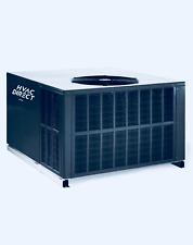 HVAC DIRECT 4 Ton 14 SEER R410A Multi-Position Packaged Heat Pump