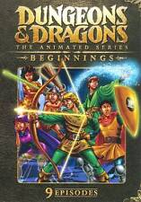Dungeons Dragons DVD The Animated Series 2009