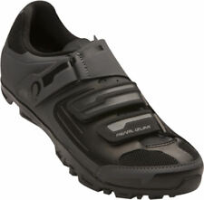 Pearl Izumi Womens All-Road V4 SPD Bike Shoes Black/Shadow Grey