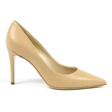 Andrew Charles 3104091A NAPPA SKIN Décolleté Shoes Women's Camel US