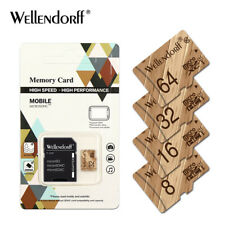 8GB 16GB 32GB High Speed Memory Card SDHC Micro SD Card TF Card  For Smartphone