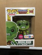 Funko POP MOTU #586 Moss Man Flocked Toys R Us Exclusive Masters Of The Universe