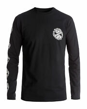 NEW QUIKSILVER™  Mens Tribe Tribe Long Sleeve T Shirt Tee Tops