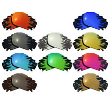 Polarized Replacement Lenses for-Oakley Racing Jacket Multiple-Options
