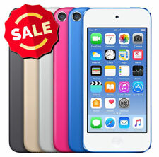 Apple iPod Touch 6th 16GB 32GB 64GB 128GB MP3 Player Blue Pink Gray Gold Red