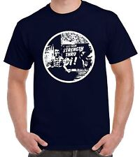 STRENGTH THROUGH OI SKINHEAD T-SHIRT - Ska Clothing Oi Punk Hardcore