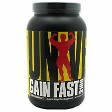 UNIVERSAL NUTRITION GAIN FAST 3100 ~FREE SHAKER BOTTLE ~FREE SHIPPING ~FREE GIFT