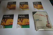 High Quality Worth Ukulele Strings - all size except Bass are double string sets