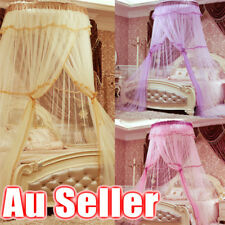 AU Canopy Bed Netting Mosquito Bedding Net Play Princess Tents For Baby Kids