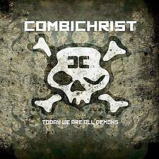 Today We Are All Demons by Combichrist (CD, 2009, Metropolis)