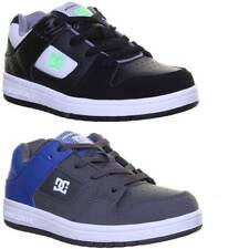 Dc Shoes Manteca Junior Boys Skate Trainers Size UK 3 - 7