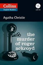 The Murder of Roger Ackroyd (Collins English Readers) Christie, Agatha VeryGood