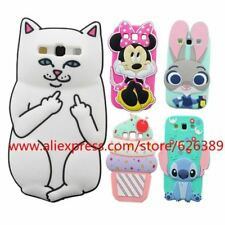 For Samsung Galaxy S3 Case Cover 3D Silicone Minnie Stitch Cupcakes Ice Cream Ow