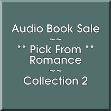 Audio Book Sale: Romance (2) - Pick what you want to save