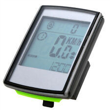 Multifunctional Wireless LCD Bicycle Computer Speedometer Cadence Heart Rate