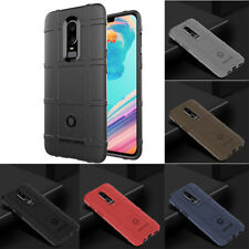 For Oneplus 6 Skidproof Soft Silicone Shockproof Stripe Back Covers Cases Skins