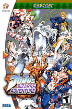 123038 JoJo'Bizarre Adventure Sega DreamCast Decor WALL PRINT POSTER CA