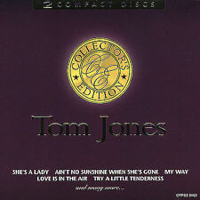 Tom Jones ~ Collector's Edition (2CD, 1999, Madacy)   VG    FREE SHIPPING