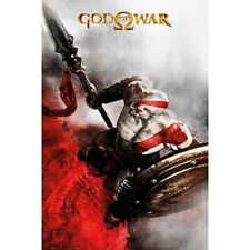 God Of War-Game Cover / Key Art - Version 3-Poster 61cm x 91cm-LAMINATED Avai...
