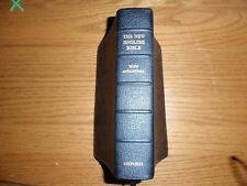 New English Bible with the Apocrypha 1970