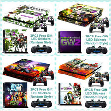 Protect Cover Plants vs Zombies Skin for Playstation 4 PS4 Sticker Decals