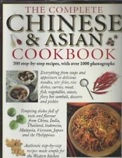 The Complete Chinese and Asian Cookbook, Hsiung, FERNANDEZ, Wheeler, Used; Good