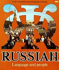 Russian Language and People, Terry CULHANE, Used; Good Book