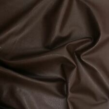 Eastwood Textured Real Leather Look Faux Leatherette Gloss Upholstery Fabric