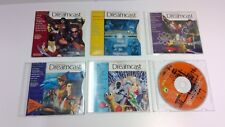 Dreamcast Demo Discs - Variety