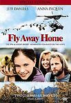Fly Away Home Jeff Daniels Anna Paquin (DVD, 2001, Special Edition) WS Geese
