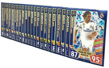 2017 2018 Topps Match Attax UEFA Champions League - Man of the Match 22 cards
