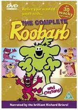 Roobarb And Custard - The Complete Roobarb And Custard (DVD, 2004) Uk Region 2