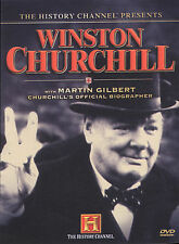 The History Channel Presents Winston Churchill (2DVD's, 2003) VERY GOOD