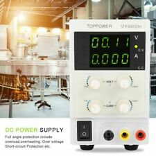 30V 5A Adjustable Precision Variable Digital DC Regulated Power Supply 110V/220V