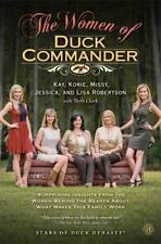 THE WOMEN OF DUCK COMMANDER Stars of Duck Dynasty Hardcover Book