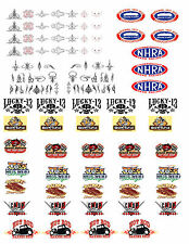 1:18 DECALS FOR DIECAST AND MODEL CARS & DIORAMA  Pen stripes