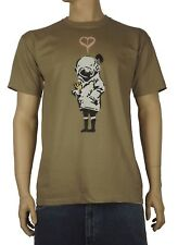 BANKSY THINK TANK T-SHIRT - Urban Art Blur - Choice of Colours, S to 3XL