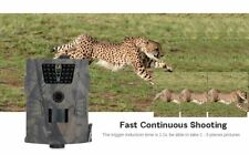 HD Night Vision Hunting Camera 60 Degree Detection Outdoor Digital Trail Device