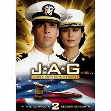 JAG The Complete 2nd Second Season 2 (DVD) (A5)