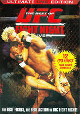 UFC - The Best of Fight Night (DVD) - **DISC ONLY**
