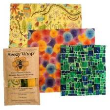 Beezy Wrap® Beeswax Food Wrap | Sustainable | Environmentally Friendly