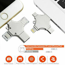 4 in 1 Pen Drive USB Flash Drive 16GB 32GB 64GB For Vertex Impress Saturn