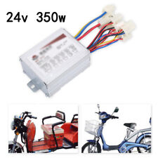 Electric Scooter Brushed Motor Controller For E-bike Bicycle 24V/36V 350/500W
