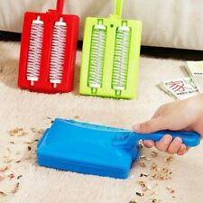 Double Brush Tool Handheld Carpet Table Brush Plastic Sweeper Attachment Cleaner
