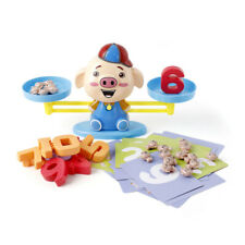 Board Game Monkey Match Math Balancing Scale Toy Educational Toy for Children FD