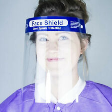 Reusable Full Face Shield Medical Dental Industrial Anti Droplet Dust Protect