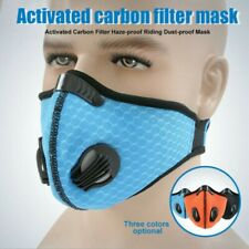 PM2.5 Anti-Dust Reusable Riding Bicycle Mouth&Nose Protection For Cycling Skiing